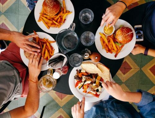 Secrets To Dining Out With Baby